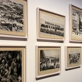 Le fotografie di Ernst Haas nell'ambito della mostra Magnum's First. La prima mostra di Magnum presso il Museo Diocesano Carlo Maria Martini di Milano. © FPmag.