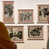 Le fotografie di Inge Morath nell'ambito della mostra Magnum's First. La prima mostra di Magnum presso il Museo Diocesano Carlo Maria Martini di Milano. © FPmag.
