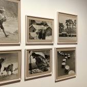 Le fotografie di Werner Bischof nell'ambito della mostra Magnum's First. La prima mostra di Magnum presso il Museo Diocesano Carlo Maria Martini di Milano. © FPmag.