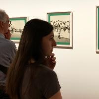 Le fotografie di Robert nell'ambito della mostra Magnum's First. La prima mostra di Magnumt presso il Museo Diocesano Carlo Maria Martini di Milano. © FPmag.