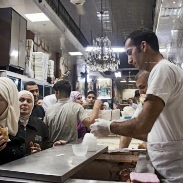 Siria Damasco
