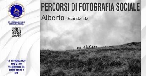 PERCORSI DI FOTOGRAFIA SOCIALE