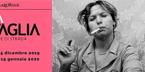 Visita alla mostra Letizia Battaglia. Storie di strada: venerdì 27 dicembre 2019