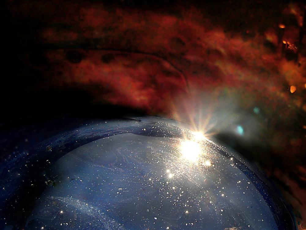 Cosmic Water
