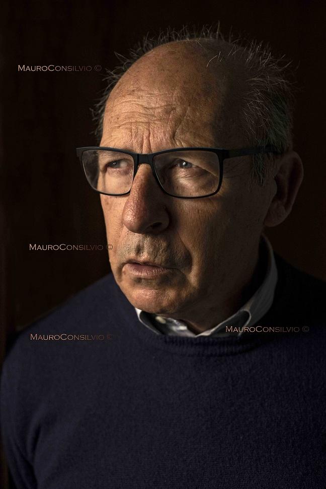 Salvatore Borsellino, brother of Paolo Borsellino magistrate of the Palermo court assassinated by the mafia. - Salvatore Borsellino, brother of Paolo Borsellino magistrate of the Palermo court assassinated by the mafia.