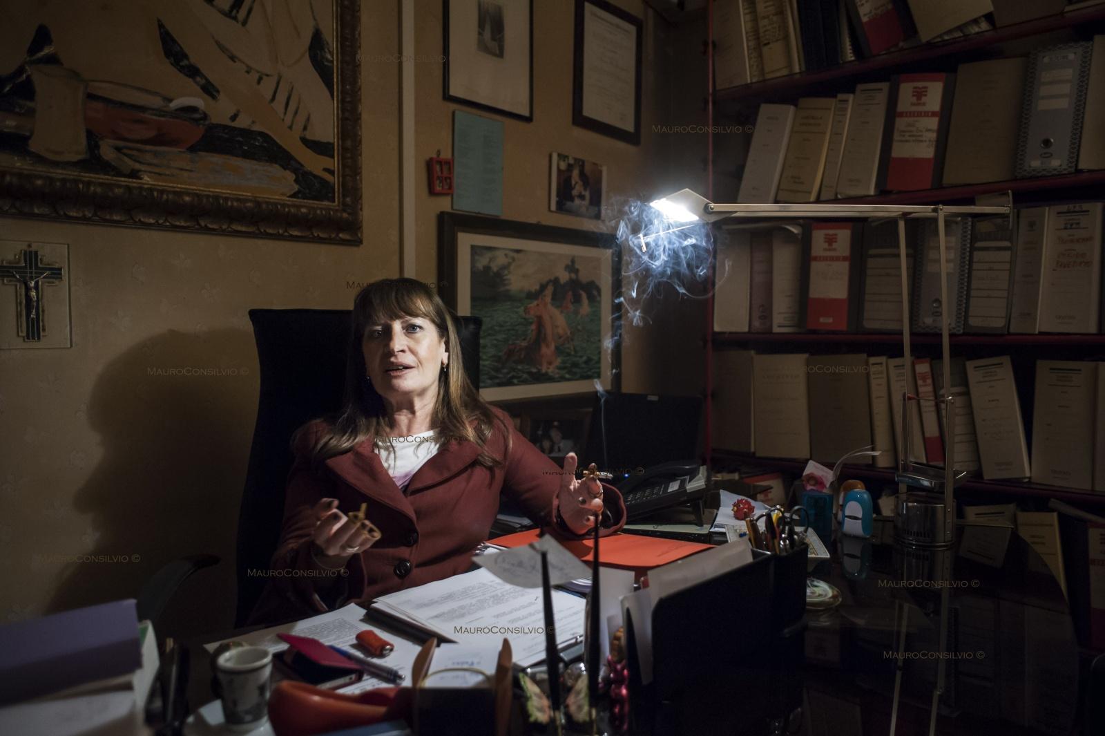 "Criminal lawyer Rosalba Di Gregorio, ""the devil's advocate"" - Criminal lawyer Rosalba Di Gregorio, ""the devil's advocate"""
